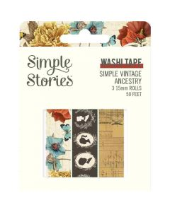 Simple Vintage Ancestry Washi Tape - Simple Stories*