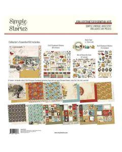 Simple Vintage Ancestry Collector's Essential Kit - Simple Stories*