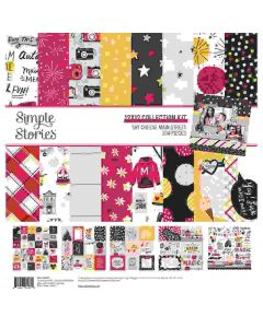 Say Cheese Main Street Collection Kit - Simple Stories*