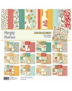 Hello Today Collection Kit - Simple Stories*