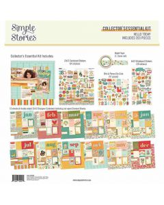 Hello Today Collector's Essential Kit - Simple Stories*