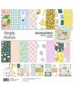 Bunnies + Blooms Collection Kit - Simple Stories*