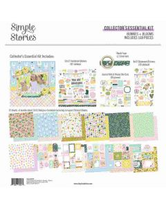 Bunnies + Blooms Collector's Essential Kit - Simple Stories*