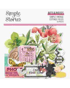 Simple Vintage Cottage Fields Bits & Pieces - Simple Stories