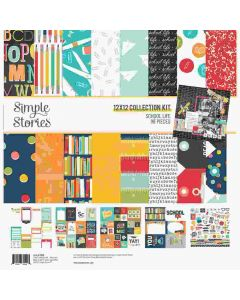 School Life Collection Kit - Simple Stories*