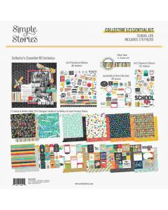 School Life Collector's Essential Kit - Simple Stories*