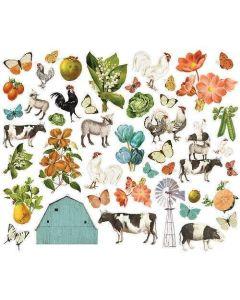 Garden Bits & Pieces - Simple Vintage Farmhouse Garden - Simple Stories