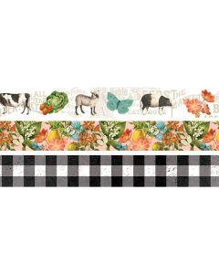 Simple Vintage Farmhouse Garden Washi Tape - Simple Stories