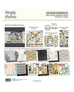 Simple Vintage Farmhouse Garden Collectors Essential Kit - Simple Stories