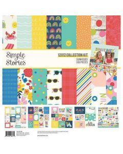 Sunkissed Collection Kit - Simple Stories