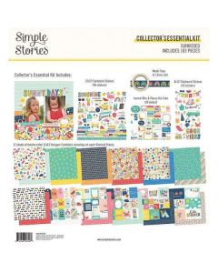 Sunkissed Collectors Essential Kit - Simple Stories