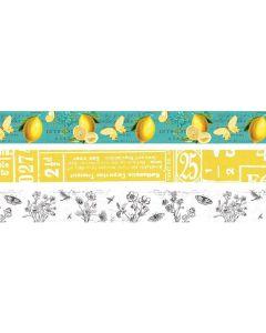 Simple Vintage Lemon Twist Washi Tape - Simple Stories