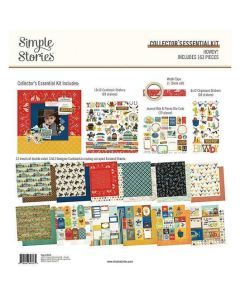 Howdy! Collectors Essential Kit - Simple Stories