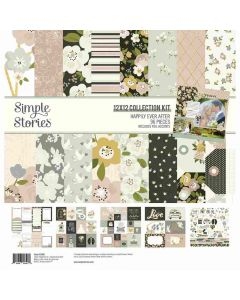 Happily Ever After Collection Kit - Simple Stories