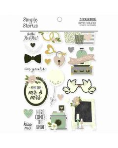Happily Ever After Sticker Book - Simple Stories