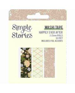 Happily Ever After Washi Tape - Simple Stories