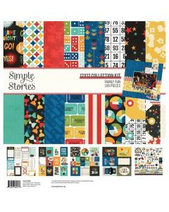 Family Fun Collection Kit - Simple Stories*