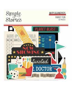 Family Fun Bits & Pieces - Simple Stories