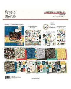 Family Fun Collectors Essential Kit - Simple Stories