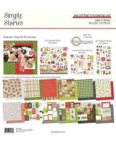 Make it Merry Collector's Essential Kit - Simple Stories