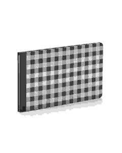 "Black Buffalo Check 4"" x 6"" Flipbook - SN@P! - Simple Stories"