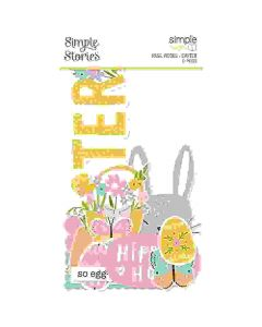 Easter Page Pieces - Simple Pages - Simple Stories*
