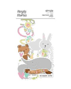 Baby Page Pieces - Simple Pages - Simple Stories*