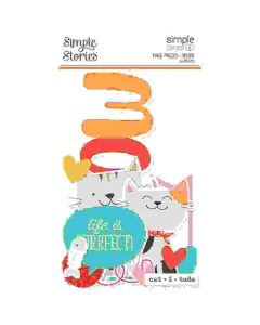 Meow Page Pieces - Simple Pages - Simple Stories*