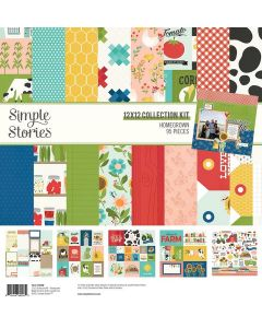 Homegrown Collection Kit - Simple Stories