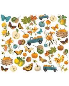 Harvest Bits & Pieces - Simple Vintage Country Harvest - Simple Stories