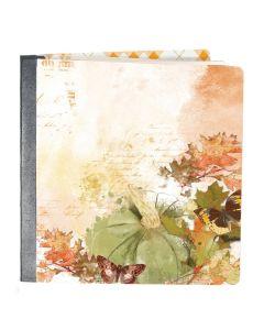 """Vintage Harvest 6"""" x 8"""" SN@P! Flipbook - Simple Vintage Country Harvest - Simple Stories"""