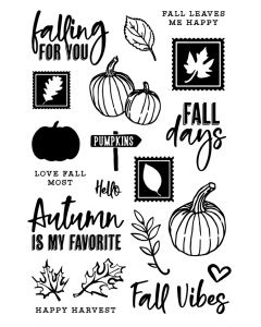 Simple Vintage Country Harvest Stamps - Simple Stories