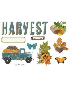 Harvest Simple Pages Pieces - Simple Vintage Country Harvest - Simple Stories