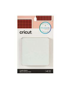 Square Coaster Blank - Infusible Ink - Cricut