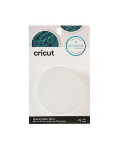 Round Coaster Blank - Infusible Ink - Cricut