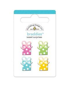 Sweet Surprises Braddies - Hey Cupcake - Doodlebug*