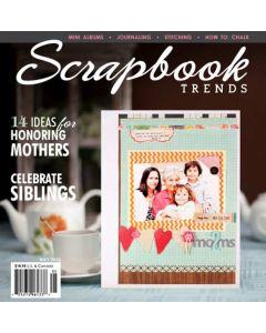 Scrapbook Trends May 2012