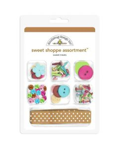 Sweet Treats Sweet Shoppe Assortment - Hey Cupcake - Doodlebug*