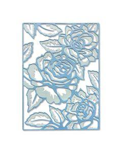 Floral Lattice Thinlits Dies - Jessica Scott - Sizzix