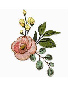 Bloom, Colorize Thinlits Dies - Tim Holtz - Sizzix