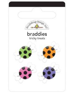 Tricky Treats Braddies - Candy Carnival - Doodlebug Design