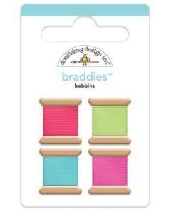 Bobbins Braddies - Cute & Crafty - Doodlebug