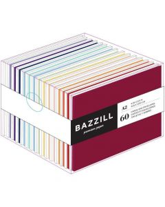 Brights A2 Card Value Pack - Bazzill