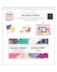 Bloom Street Mini Swatch Books - Paige Evans - Pink Paislee*