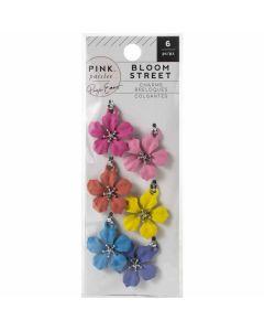 Bloom Street Charms - Paige Evans - Pink Paislee*