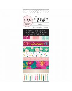And Many More Washi Tape - Pink Paislee*
