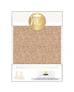 MINC Glitter Sheets (Rose Gold)