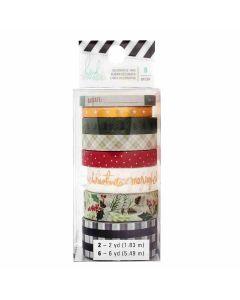 Winter Wonderland Washi Tape - Heidi Swapp