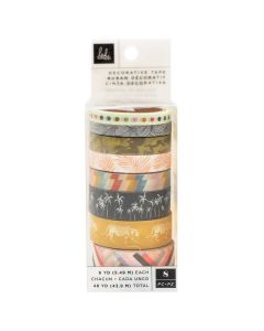 Old School Washi Tape Set - Heidi Swapp*