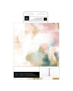 Storyline Chapters Storage Album (Desert) - Heidi Swapp